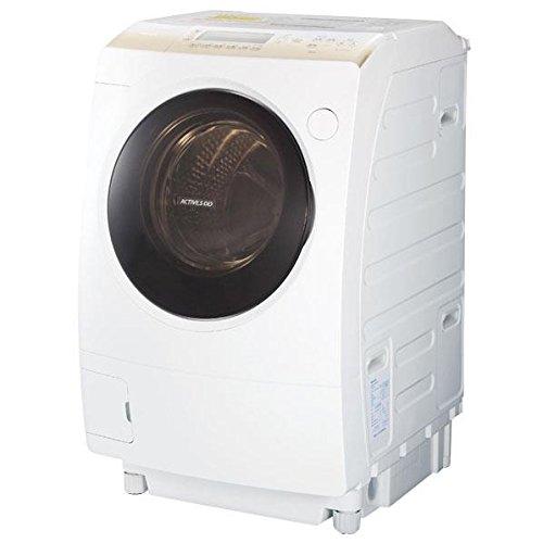 東芝 9.0kg ドラム式洗濯乾燥機【左開き】グランホワイトTOSHIBA ピコイオン TW-Z96V2L-W
