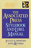 The Associated Press Stylebook and Libel Manual (0201339854) by Associated Press