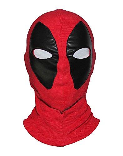 [X-Men Deadpool Masks Balaclava Halloween Costume Cosplay Headgear Full Face Mask] (Full Costumes Uk)
