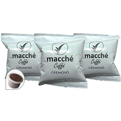 100 Cialde Capsule Compatibili Illy Kimbo Uno System Macche' Caffe' Cremoso