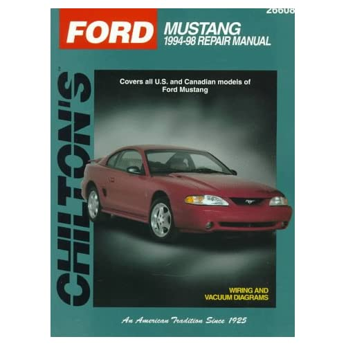 Contents contributed and discussions participated by bryant love 2004 mustang service manual fandeluxe Image collections