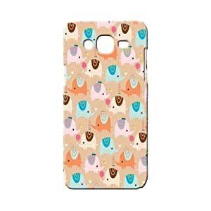 BLUEDIO Designer Printed Back case cover for Samsung Galaxy A5 - G2604