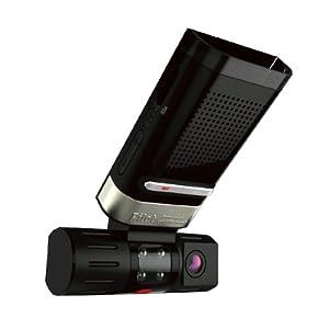 常時録画式ドライブレコーダーNEW vi-eCam(ビーカム)BB-1 micro SDHC 8GB付き