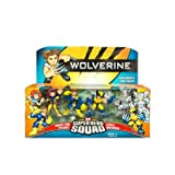 Marvel Super Hero Squad Wolverine X-Cutioners Song