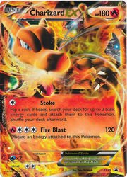 Pokemon - Charizard (XY29) - XY Black Star Promos - Holo