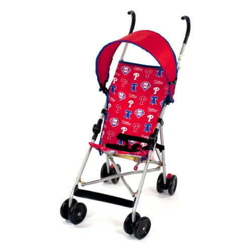 Major League Baseball Umbrella Stroller, Philadelphia Phillies