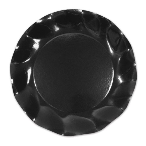 Black Large Plates 10/Pkg) - 1