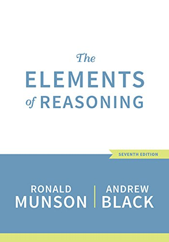 8 elements of thoughts and reasoning If we want to think well, we must understand at least the rudiments of thought, the most basic structures out of which all thinking is made we must learn how to take thinking apart all thinking is defined by the eight elements that make it up.