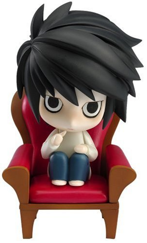 Death Note : L Lawliet Figure Set