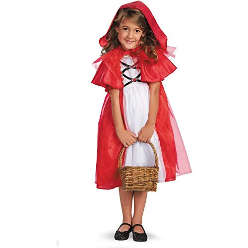 Storybook Red Riding Hood Toddler Costume - 3T-4T