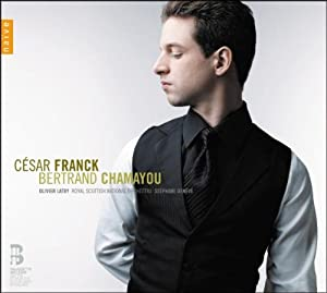Cesar Franck: Bertrand Chamayou - Prelude, Chorale and Fugue & Symphonic Variations