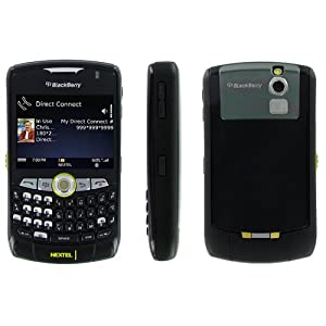 Nextel Blackberry Curve 8350i Cell Phone