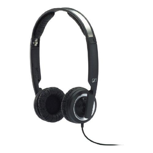 Sennheiser PX 200-II Foldable Closed Mini Headphone - Black