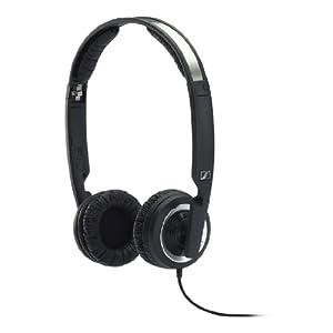 (经典)森海塞尔可折叠头戴式耳机Sennheiser PX200-II 黑色 $50.97