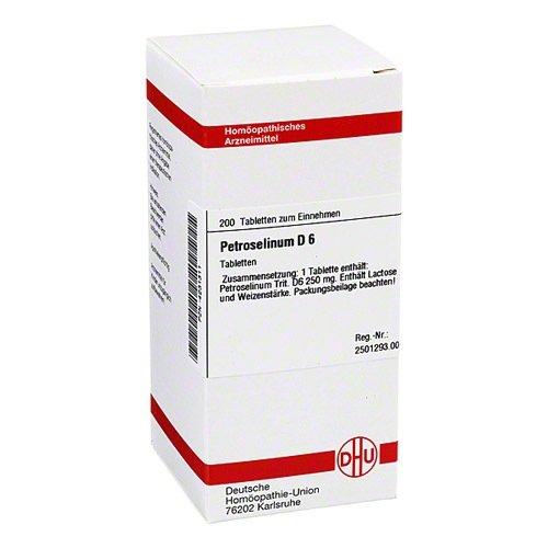 DHU petroselinum d 6 tabletten 200 St