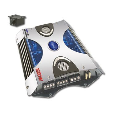 Nitro BMW-485 1600 Watt 4 Channel Amplifier [Electronics] by Nitro [並行輸入品]