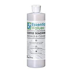 Keurig Descaler, Universal Descaling Solution & Coffee Maker Cleaner For Keurig, Delonghi, Nespresso And All Single Use, Coffee Pot & Espresso Machines