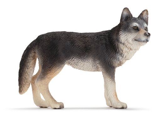 Schleich Wolf Toy Figure