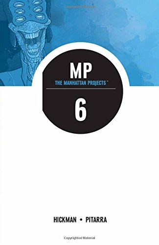 The Manhattan Projects Volume 6: Sun Beyond the Stars