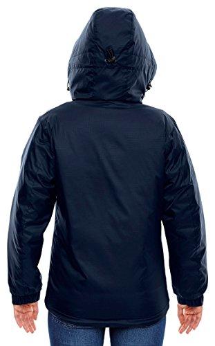 North End Ladies Hi-Loft Insulated Jacket. 78059 - X-Large - Midnight Navy