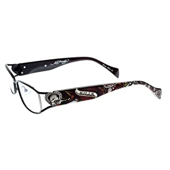 Ed Hardy Lites Eyeglasses Frames : image unavailable image not available for color sorry this ...