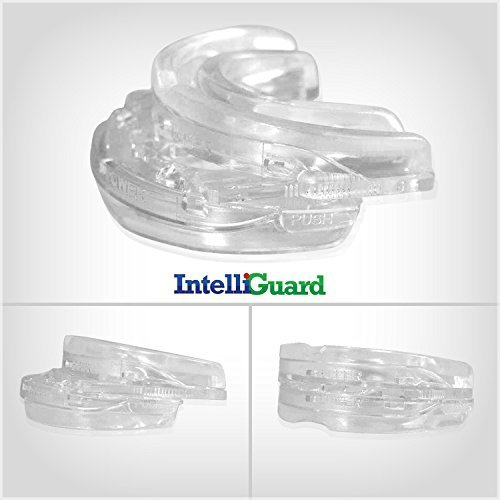Intelliguard Pro Mouthpiece Adjustable Night Guard Bruxism Sleep Aid (Sleep Apnea Snoring compare prices)