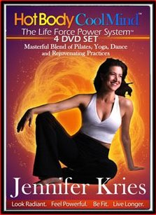 Hot-Body-Cool-Mind-4-DVD-Set-by-Jennifer-Kries-A-Masterful-Blend-of-Pilates-Yoga-Dance-and-Rejuvenating-Practices