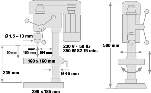 einhell bt bd 401. Black Bedroom Furniture Sets. Home Design Ideas