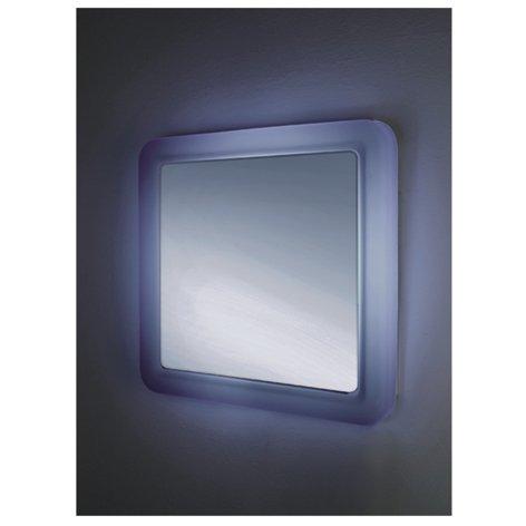 Badspiegel BELEUCHTET Wandspiegel BELEUCHTUNG Spiegel LICHT Badwandspiegel aus Kristall YJ-1346