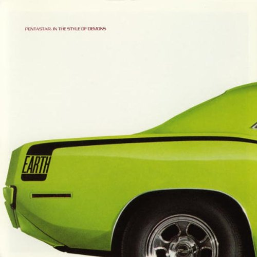 Original album cover of PENTASTAR [Vinyl] by EARTH