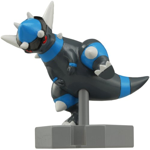 Rampardos (P9): Pokemon Moncolle (Monster Collection) 1inch to 2inch Collectible Mini Action Figure