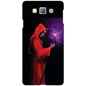 Samsung Galaxy A7 SM-A700FD Back Cover - Magic Designer Cases