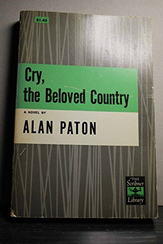 An essay on cry the beloved country