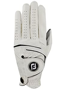 New Footjoy - MLH WeatherSof Golf Glove 2 Pack - White Size Large by FootJoy