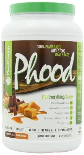 Plant Fusion Phood Shake, Chocolate Caramel, 31.8 Oz