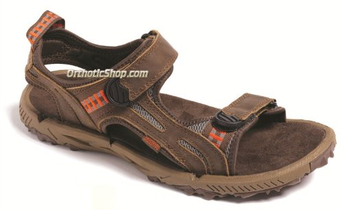 8722160313eb Moszkito Viper Sting - arch support sandal - brown - Men - 471 11 M US