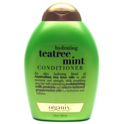 Organix Conditioner Tea Tree Mint 384 ml Hydrating (Haar Pflegespülung)