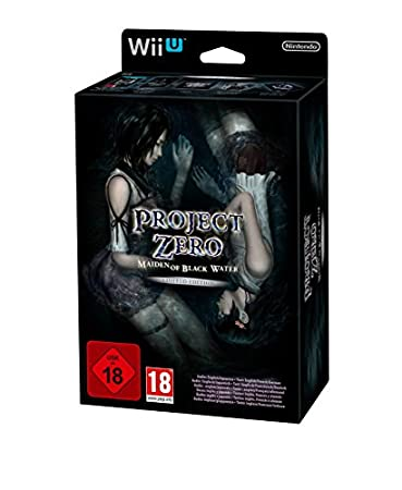 Project Zero: Maiden of Black Water - Pack Especial Limitado