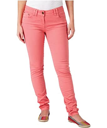 Joe Browns Women's Must Have Stretch Trouser Coral (14)