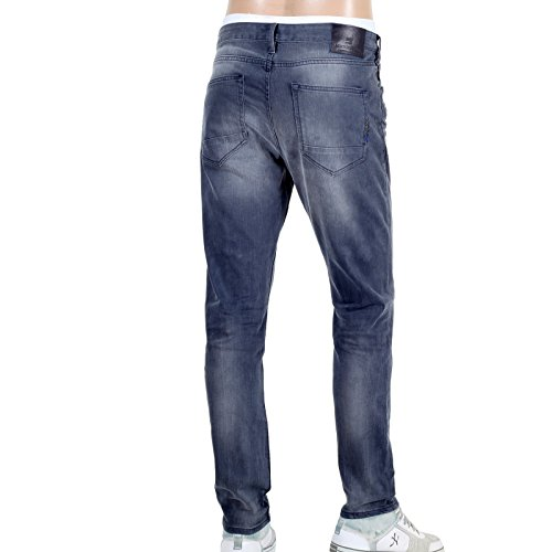 Scotch & Soda stretch charcoal denim jeans SCOT4842