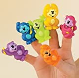 Monkey Finger Puppets (1 dz)