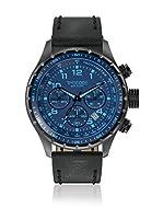 Timecode Reloj de cuarzo Man Tc-1011-12 Negro 49 mm