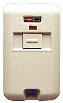 Multi-Code MULTI-CODE 3060 Garage Door Openers Mini Remote Control 300MHz