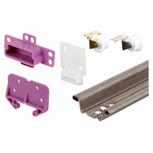 Slide-Co 221590 Replacement Drawer Track & Hardware (Drawer Slide Kit compare prices)