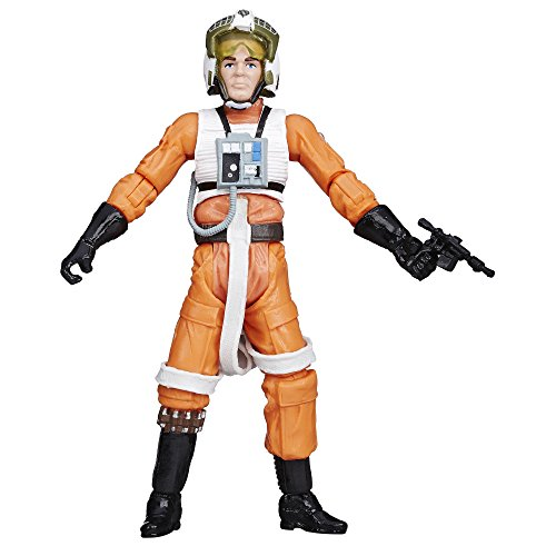 "Star Wars The Black Series Jon ""Dutch"" Vander (Gold Squadron Rebel Pilot) 3.75"" Figure"