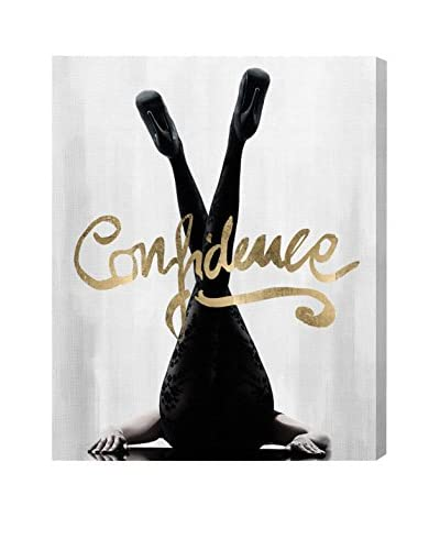 Oliver Gal Confidence Canvas Art
