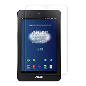 Screen protector for Asus Memo Pad HD 7 ME173X crystal clear - premium quality from kwmobile