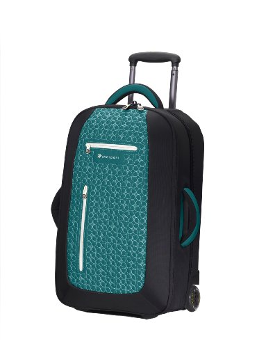 Sherpani Luggage Latitude Le, Jade/Black, One Size B0092SIFGW