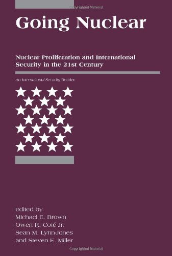 Going Nuclear: Nuclear Proliferation and International...