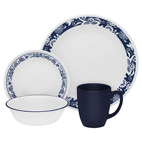 Corelle-Livingware-True-Blue-16-pc-Dinnerware-Set